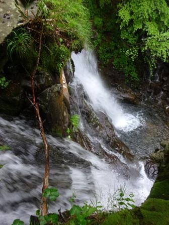Cascata inferiore Dardagna