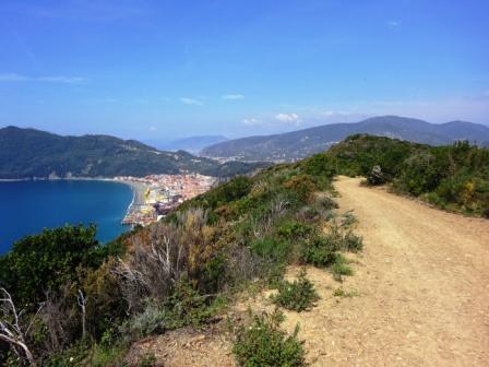 Sentiero verde azzurro Riva