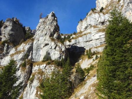 Sentiero di Sant'Antonio Vette Feltrine