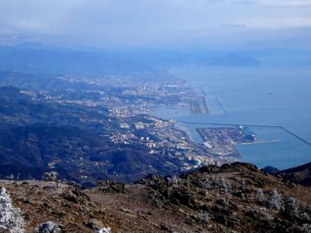 Genova dal Monte Reixa