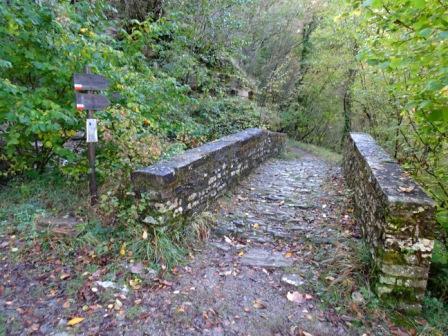 sentiero 205 Pietrapazza