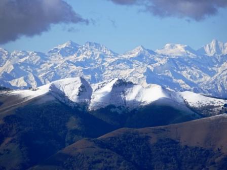 Monte Generoso da Monte San Primo