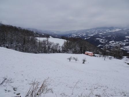 Panorama Valle Dragone