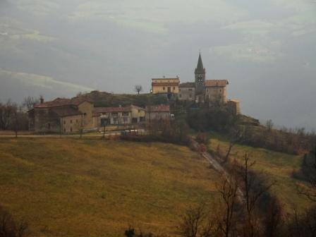 sentieri di Prignano, Sassomorello