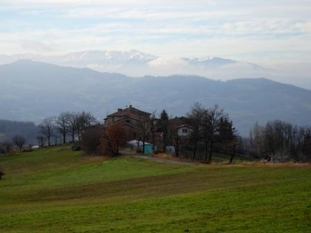 Monte Cusna da sentiero 566 Prignano