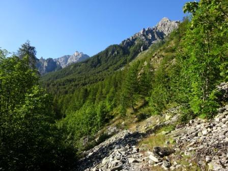 Sentiero Roberto Cavallero