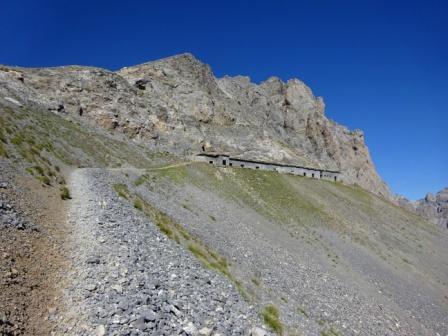 Ex Caserma Cavalla e Monte Soubeyran