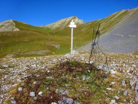 Passo della Cavalla e Monte Soubeyran