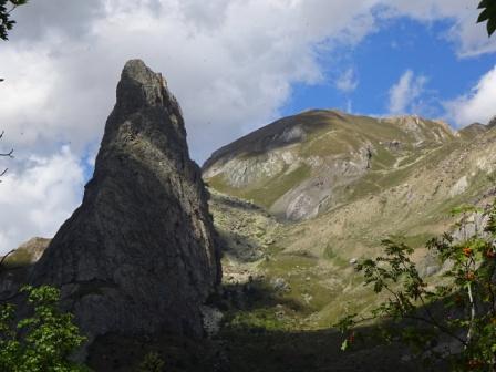 Chiappera Valle Maira Rocca Provenzale