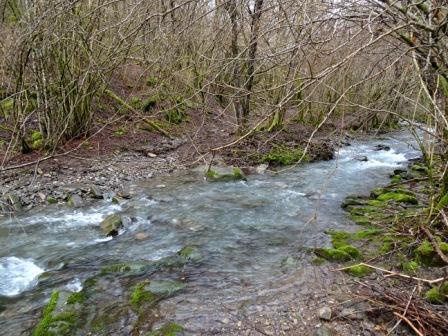 Rio Gelana guado