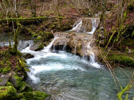 Rio Gelana cascatelle