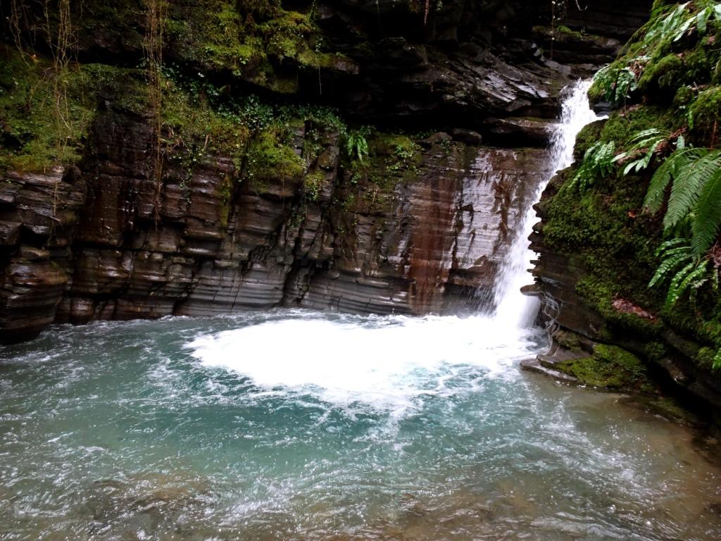 Rio Gelana cascata