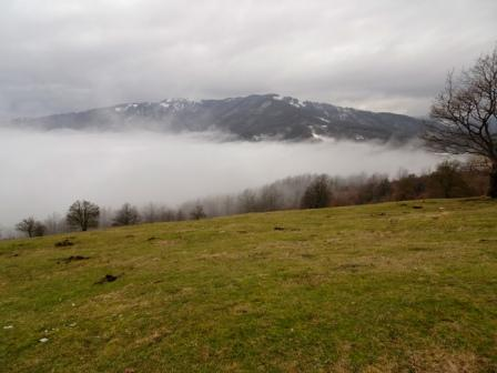Monte Segarino panorama