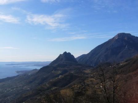 Monte Castello di Gaino e Pizzocolo