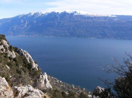 Eremo San Valentino Monte Baldo Lago di Garda