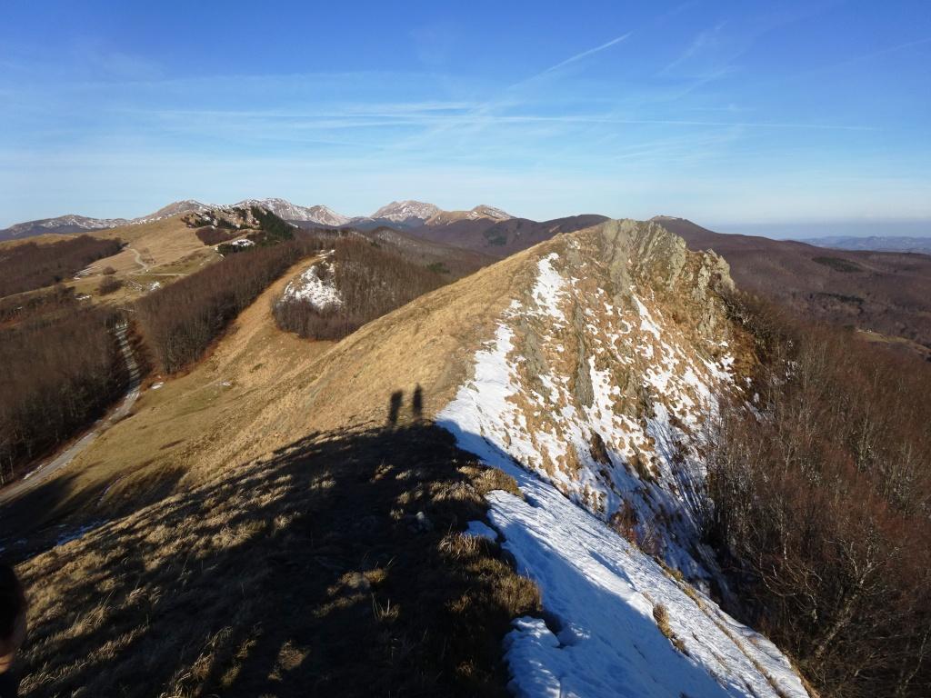 San Pellegrino in Alpe Cime di Romecchio