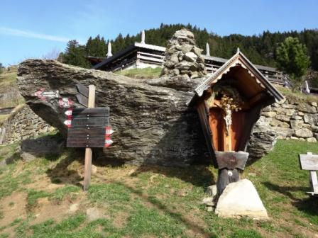 Gasthof Steinegg Alta Via di Merano