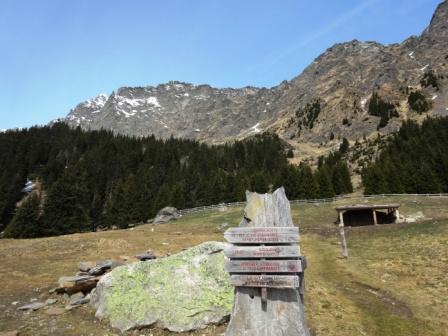Rifugio Hochgang Alta Via di Merano