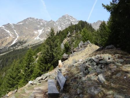Hohe Wiege Alta Via di Merano