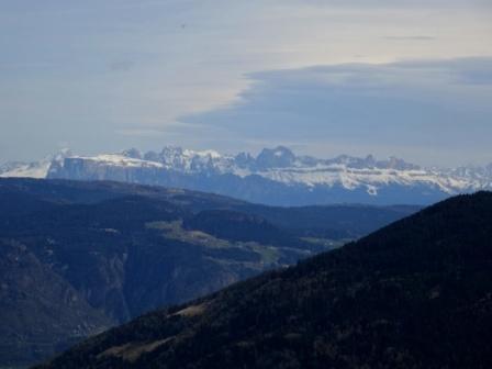 Sciliar Catinaccio Alta Via di Merano