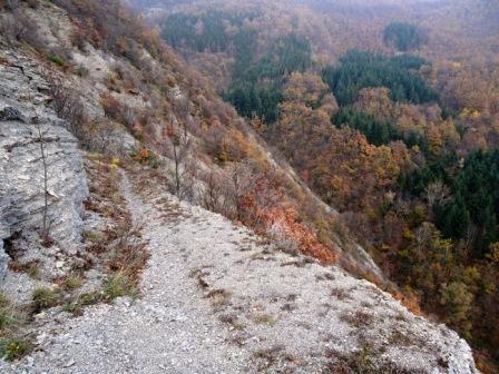 Castellino Scoltenna sentiero 473