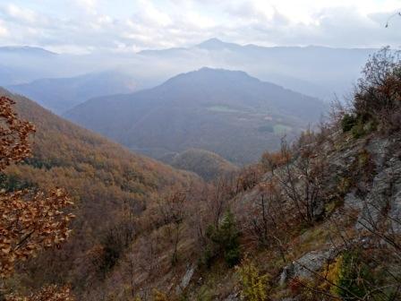 Monte Cimone sentiero Castellino Scoltenna