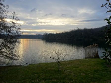 anfiteatro morenico Ivrea Lago Sirio