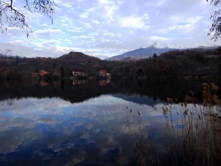 Lago Sirio e Monte La Torretta