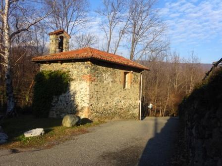 Ivrea Cappella di Santa Croce