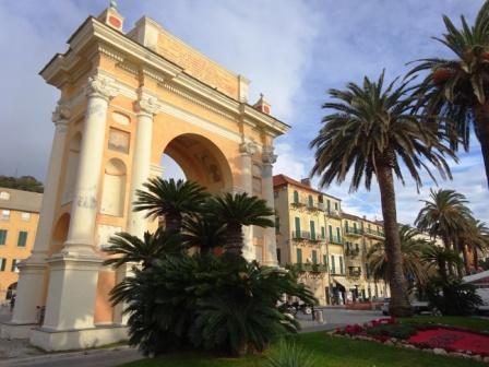 Finale Ligure arco Sentiero Liguria