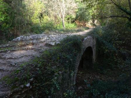 Sentiero Liguria Via Julia Augusta Ponte Muto