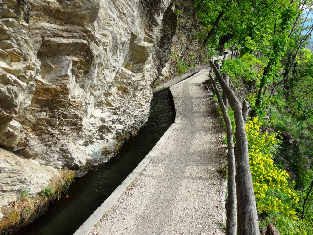 sentiero Roggia di Marlengo