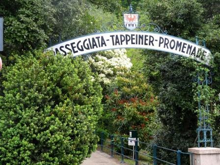 Passeggiata Tappainer