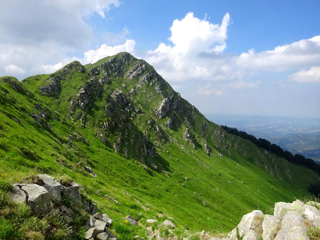 Alpe di Vallestrina Valcalda