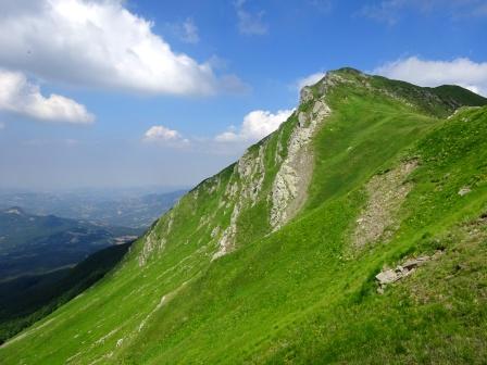 Passo di Vallestrina Civago Rifugio Battisti