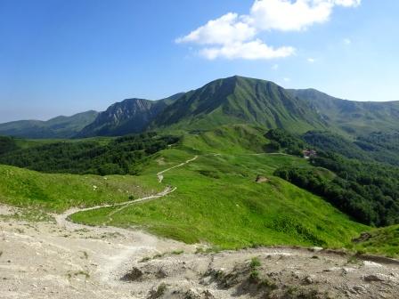 Passone Rifugio Battisti Monte Cipolla