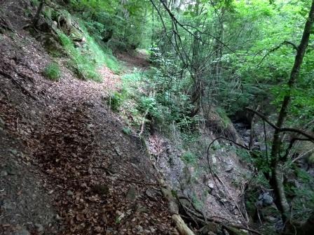 sentiero 609 Civago Rescadore