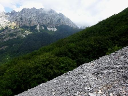 Giro del Monte Sagro Monte Grondilice