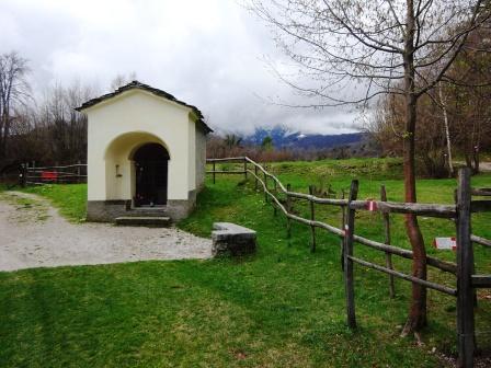 Civenna Bellagio sentiero 1