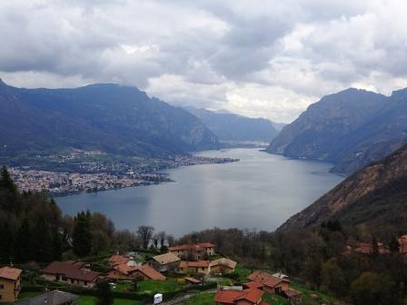 Lago di Como Civenna