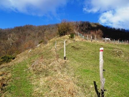 San Benedetto in Alpe sentiero 429