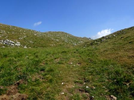 Due Pozze Naole Rifugio Fiori del Baldo sentiero 662