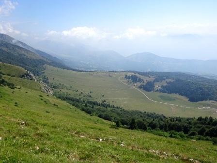 Bocchetta di Naole Valfredda Monte Baldo