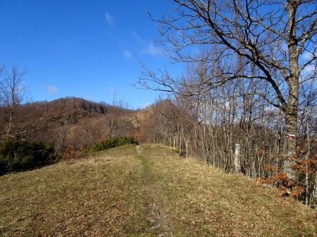 sentiero 415 San Benedetto in Alpe