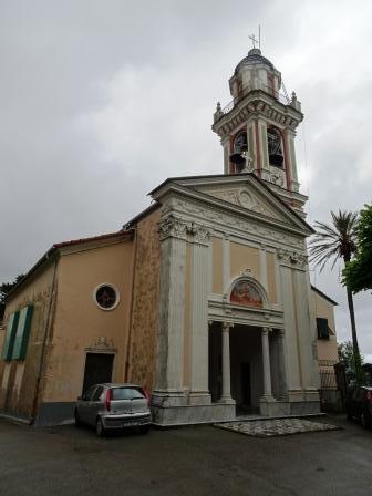 Chiavari Maxena Sentiero Liguria