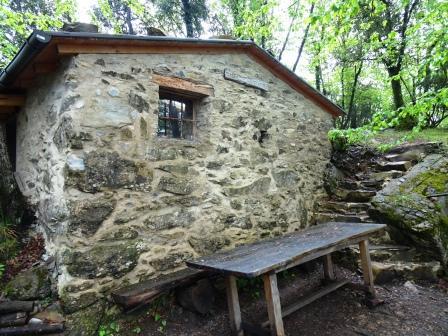 Cason do Giamin Zoagli Monte Castello