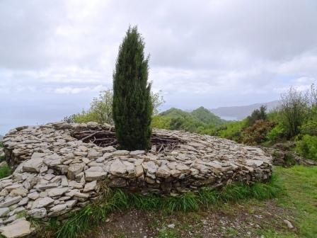 Monte Castello Zoagli