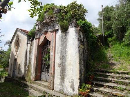 cappella di Sant'Antonio Zoagli Montallegro