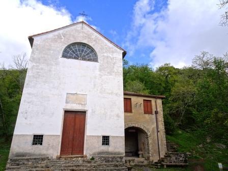 Santuario della Madonnetta Zoagli