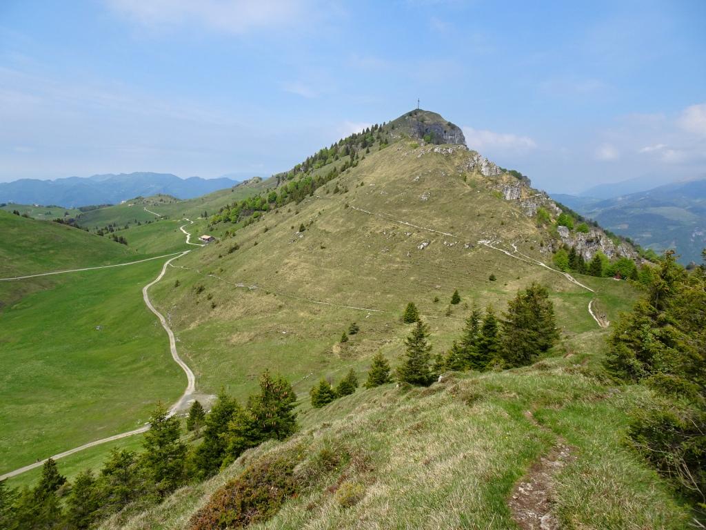 Pizzo Formico sentiero Montagnina